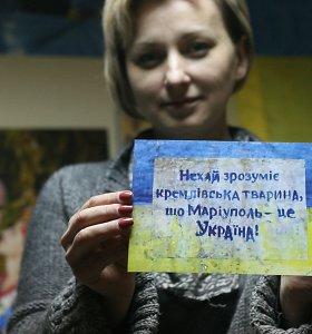 Mariupolio savanoriai – žmonės, kurie gelbėja savo namus (7)