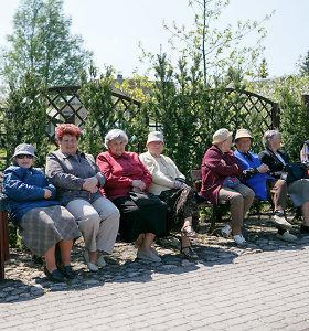 Iki Latvijos senatvės pensijų rekordų lietuviams – kaip iki Mėnulio