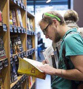 """""""Amazon"""" plečiasi – atidarys šimtus knygynų"""