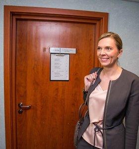 Vilniaus apylinkės teismas atmetė A.Butkevičiaus ieškinį A.Bilotaitei