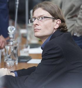 Sostinės liberalai pašalino iš frakcijos Lietuvą pasiuntusį Marką Adamą Haroldą