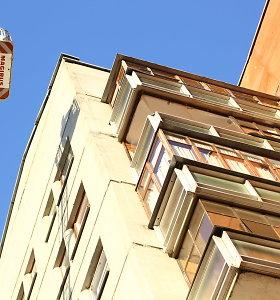 Vilniuje naktį daugiabučio gyventojai negalėjo užmigti nuo yrančio kūno smarvės