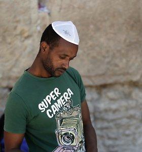 Juodaodžiai žydai Izraelyje iki šiol jaučiasi antrarūšiais žmonėmis
