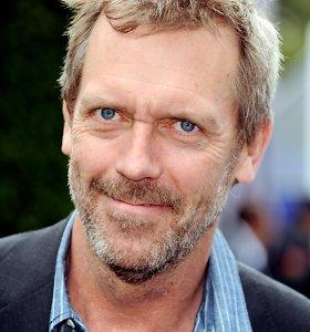 Aktorius Hugh Laurie