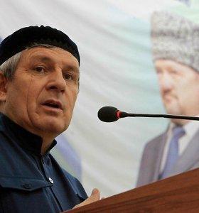 Čečėnijos politikas pagrasino, kad Rusija apginkluos Meksiką, jei JAV siųs ginklus Ukrainai