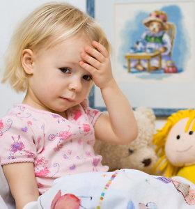"""Tėvai apie rotavirusu sergančių vaikų slaugą: """"Ta savaitė buvo visiškas košmaras mano gyvenime"""""""