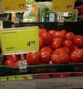 Pamirškite Lenkiją: pomidorai ir kalafiorai pigesni net Norvegijoje