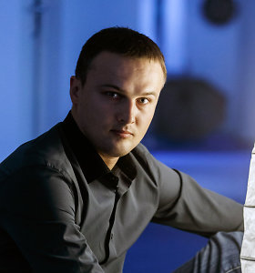"""Investuotojams patrauklią 3D modelių platformą įkūręs M.Kalytis: """"Tikslas – tapti pasaulio lyderiais"""""""