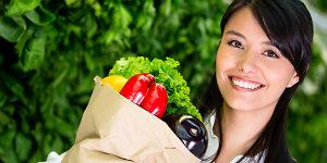Daržovės ir vaisiai – dailiai figūrai