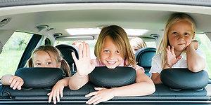 Ar žinote, kad vaikai kelyje yra linkę atkartoti savo tėvų elgesį?
