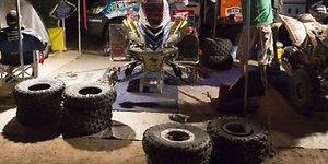 Vienos automobilio padangos kaina Dakare – 400 eurų