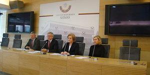 Duris atvėrė pirmasis A energinio efektyvumo biurų pastatas Lietuvoje