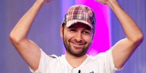 Danielis Negreanu užsitikrino vietą pokerio šlovės galerijoje