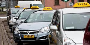 Iššūkis Vilniaus taksistams – Naujųjų naktį užklupsiantis euras