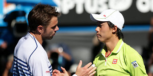 """Čempionas iškopė į """"Australian Open"""" pusfinalį"""