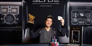 """Europos pokerio turo """"High Roller"""" turnyre nepralenkiamas buvo Andrew Chenas"""