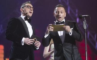 """M.A.M.A. scenoje nušvilptą gėjų lyderį Vladimirą Simonko užstojo Jazzu: """"Buvo labai neskanu"""""""