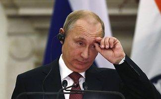 V.Putinas spaudos konferencijoje pareiškė: krizę Rusija nugalės per dvejus metus