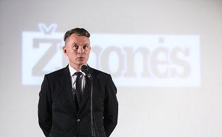 """""""Lošėjo"""" režisierius Ignas Jonynas: mes pasukome trečiu keliu"""