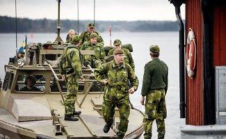 """Liudininkas apie incidentą Švedijos vandenyse: """"Tikrai mačiau povandeninį laivą"""""""