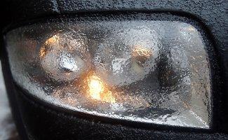 Eismo sąlygos sudėtingos: plikledį ir rūką pakeis lijundra