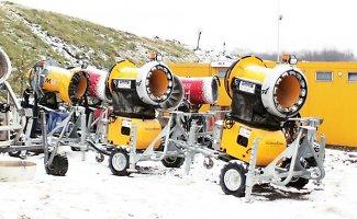 Liepkalnio slidinėjimo trasos laukia žiemos: atidarymui tereikia trupučio šalčio
