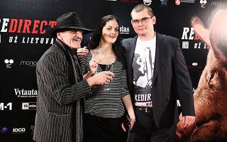 """Mirė """"Redirected/Už Lietuvą!"""" ir """"Zero 2"""" aktorius <b>Bronius Kindurys</b>"""
