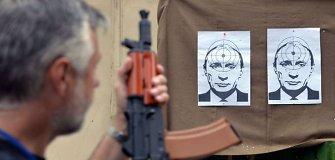 Ukrainoje – žūtbūtinis V.Putino mūšis ir dėl savo, ir dėl putinizmo ideologijos išlikimo