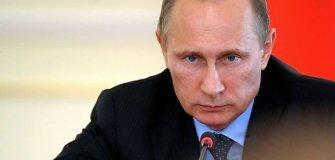"""Vladimiras Putinas: """"Jeigu norėsiu, Kijevą užimsiu per dvi savaites"""""""