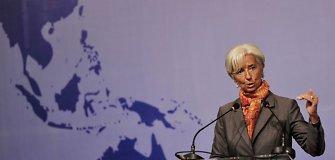 Teismas iškėlė bylą TVF vadovei Christine Lagarde dėl galimo sukčiavimo