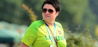 Daina Gudzinevičiūtė: 8 medaliai jaunimo olimpinėse žaidynėse – labai daug