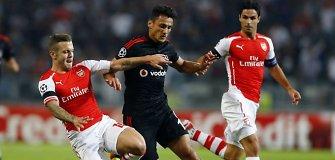 """Čempionų lygos atranka: """"Arsenal"""" lygiosios ir Giedriaus Arlauskio klubo pergalė"""