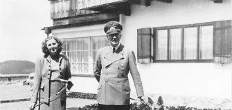Adolfo Hitlerio ir Evos Braun romanas – seksas su drabužiais ir jokių prisilietimų