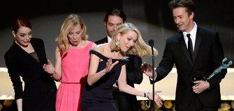 Holivude išdalyti prestižiniai Aktorių gildijos apdovanojimai