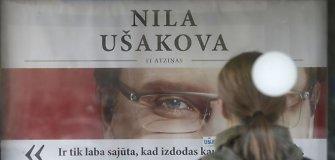 """Prieš Latvijos Seimo rinkimus kiek sumažėjo prorusiško """"Santarvės centro"""" populiarumas"""
