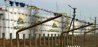 """Buvę """"Jukos"""" akcininkai siekia konfiskuoti Rusijai priklausantį turtą Vokietijoje"""