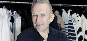 """""""Laimos"""" interviu su kultiniu dizaineriu Jeanu Pauliu Gaultier: """"Žinau, kad man sekasi"""""""
