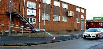 Britų policija ieško gatvėje mirtinai sužeisto Ramūno Andziulio artimųjų