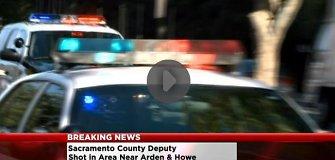 Išpuoliai Kalifornijoje: sužeisti mažiausiai trys pareigūnai, sulaikyta įtariamoji