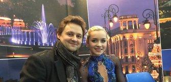 Čiuožėja Aleksandra Golovkina varžybose Lenkijoje užėmė 3-ąją vietą