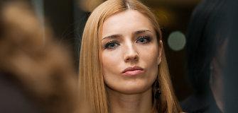"""Rašytoja, buvusi realybės šou """"Baras"""" dalyvė Jolita Seredaitė skiriasi su vyru"""