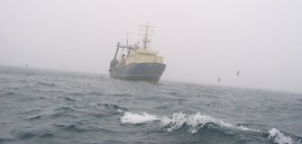 Virginija Baltraitienė: dėl laivo sulaikymo Rusijoje atsakinga Briuseliui pavaldi komisija