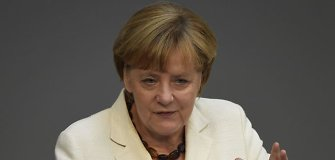 Angela Merkel apie Ukrainos ir Rusijos sutartį dėl dujų tiekimo: ES atliks savo vaidmenį