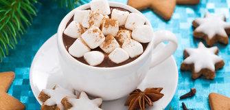 Saldi nuodėmė – karšto šokolado receptai