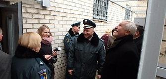 Kėdainiuose pažeidėjai greitai bus uždaromi už 1 mln. litų atnaujintoje areštinėje