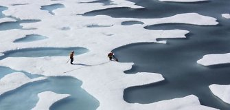 Iki katastrofos nebetoli: Arkties vandenyno dugne – tonos branduolinių atliekų