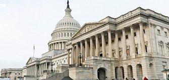 Dėl oro erdvės pažeidimo buvo evakuotas JAV Kapitolijus