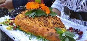 Bernatonių kaime vykusią šventę vainikavo sūrių aukcionas