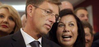 Slovėnijos prezidentas premjeru paskyrė politikos naujoką Miro Cerarą