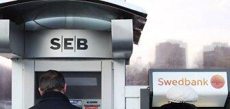 Sutriko SEB banko veikla: neveikia internetinė bankininkystė